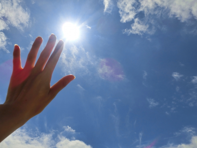紫外線 薄毛の原因